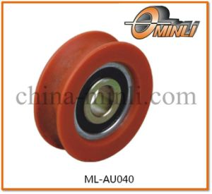 Steel Bearing Coated with Plastic Nylon (ML-AU040) pictures & photos