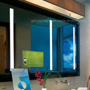 LED Magic Mirror with Sensor for Bathroom and Hotel pictures & photos
