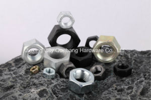 Hex Nuts (M5-M64 Cl. 6/8/10 Carbon Steel Hardware ISO4034) pictures & photos