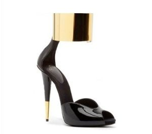 New Arrival Fashion Women High Heel Sexy Sandal (W 21) pictures & photos
