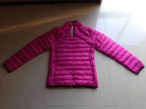 Head Women New Design Fashion Super Light Duck Down Jacket pictures & photos