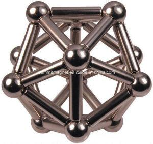 Permanent Icosahedron Magnet Sculpture - Platonic Solid pictures & photos