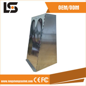CNC Milling Machine Frame Sheet Metal Fabrication Stamping Parts Factory pictures & photos