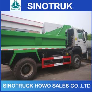 6 Wheel Truck Dimension 4X2 Tipper Truck pictures & photos