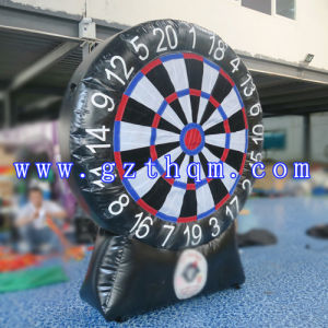 Outdoor Dart Board Customized Games/Inflatable Football Dart Boards pictures & photos