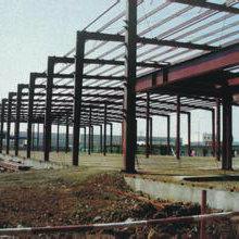 Professional Manufacturer of Steel Structure Workshop (wz-8746)