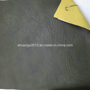 Be052 Colorful Embossed Synthetic Leather (PU) for Bags pictures & photos