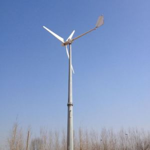 Low Speed Permanent Magnet Wind Turbine Generator 100kw pictures & photos