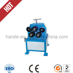 Electric Angle Iron Rolling Machine From Jiangsu China pictures & photos