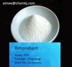 Rimonabant Weight Loss Steroids for Body Shape CAS 168273-06-1 pictures & photos