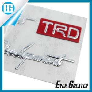 Cheap Custom Soft 3D PVC Chrome Sticker with Your Design pictures & photos