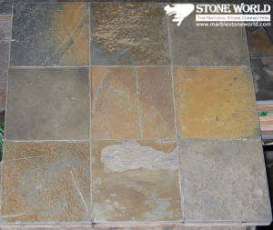 Rusty Slate Tiles for Wall/Flooring (mm100) pictures & photos