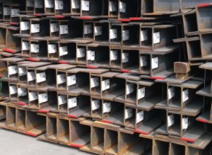 Hot Rolled I Beam Q235 Ss400 Section Steel pictures & photos