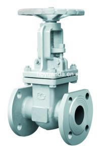 GOST cast steel PN16 gate valve Z41H-16C pictures & photos