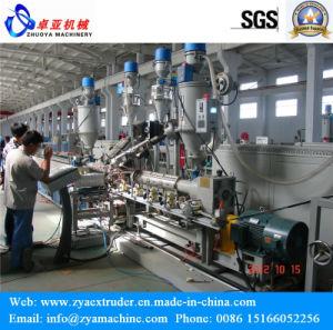 Pex-Al-Pex Aluminum Composite Pipe Extruder Machine pictures & photos