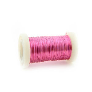 Purple Color 0.3mm Iron Florist Wire From China Factory pictures & photos