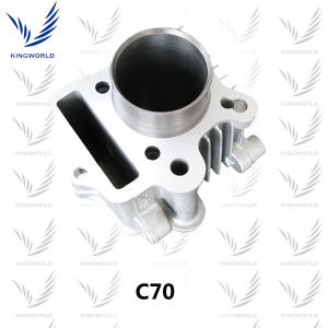 Motorcycle Spare Parts Cylinder Engine Parts for Honda C70 CD70 Jh70 pictures & photos