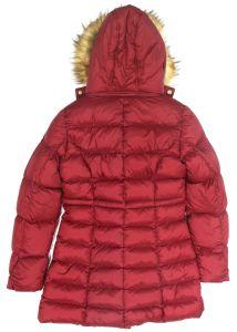 Women′s Fashion Winter Coat/Jacket with Detachabel Fur Hood pictures & photos