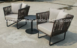 Hand-Woven Garden Furniture/Leisure Sofa Set/Outdoor Furniture (BP-260) pictures & photos