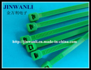 Self-Locking Electric Wiring Zip Tie Nylon Cable Ties pictures & photos