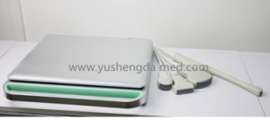 Hot Sale Laptop Digital Hospital Ultrasonic Equipment Ultrasound Scanner pictures & photos