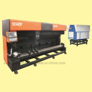 Laser Cutting Machine for Round Die Board Cutting/Die Board Laser Cutting Machine pictures & photos