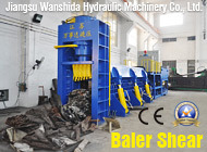 Waste Steel Baling Shear / Scrap & Recycling Shear Baler for Steel Plant pictures & photos