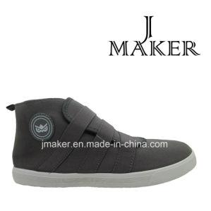 Newest Canvas Shoes Cloth Shoes F038-M pictures & photos