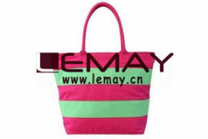 OEM Manufacturer Custom Cotton Shopping Bag, Fashion Beach Bag, Canvas Tote Bag pictures & photos