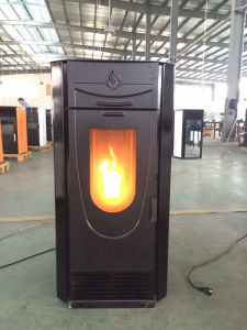 Cr-04 Wood Pellet Stove for Sale CE En14785 Approved pictures & photos