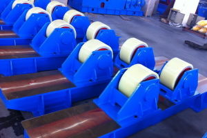 Wr3 Tons Conventional Welding Turning Rolls pictures & photos