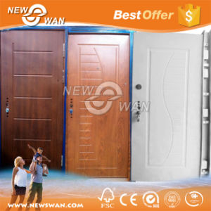 Stainless Steel Security Doors/ Wood-Steel Armored Door for Home, Apartment pictures & photos