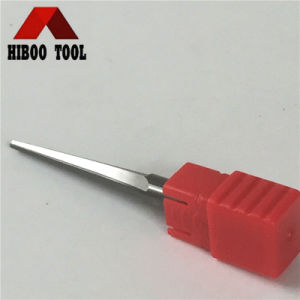 Customized HRC55 Carbide Taper Ball End Mill pictures & photos
