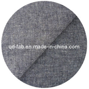 Good Quality Cotton/Poly/Linen/Spandex Denim Fabric (QF13-0732) pictures & photos