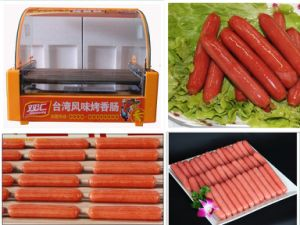 High Quality 7 Roller Sausage Machine pictures & photos