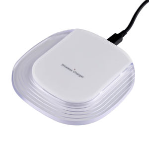New Arrival Fast Wireless Charger Output up to 1.5X mAh Quick Charger pictures & photos