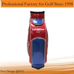 2015 New Design PU Golf Bag pictures & photos