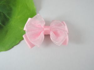 Handmade Mini Bowknot Hair Accessories pictures & photos