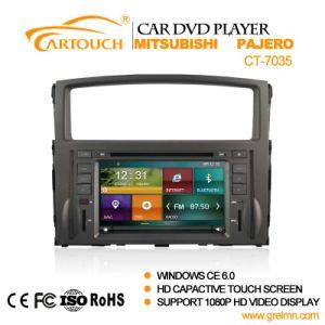 Auto DVD Player for Mitsubishi Pajero