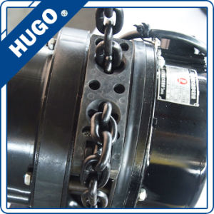 Hoists and Lifts Electric Chain Hoist Hugo Tch pictures & photos