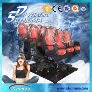 2015 Hot Sell 5D Cinema Six Rider 5D Cinema System Manufucturer pictures & photos