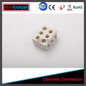 Industrial Electric Insulated Ceramic Terminal Block pictures & photos