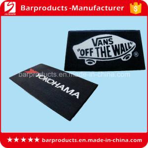 Custom Logo Non Slip Rubber Foot Mat