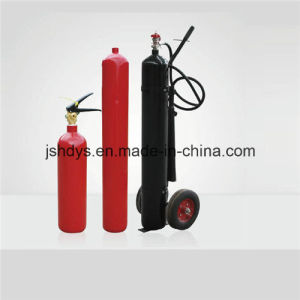 Convex Bottom High Pressure 5kg Alloy Steel CO2 Fire Extinguisher (cylinder: EN1964-1) pictures & photos