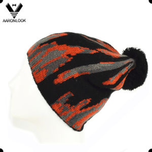 2016 New Jacquard Intarsia Pattern Winter Hat pictures & photos