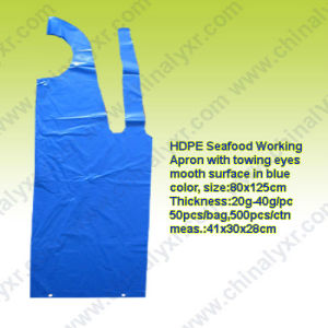 Ly Restaurant Disposable Apron (LY-APT-B) pictures & photos