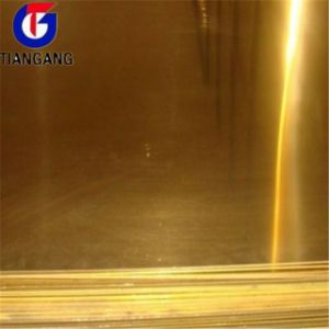 Thick Brass Sheet pictures & photos