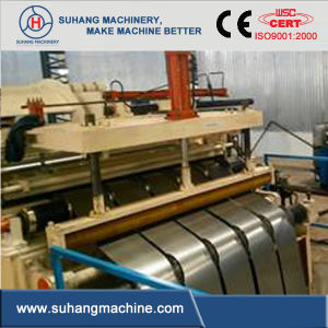 Middle Speed Galvanized Steel Zinc Steel Coil Metal Slitting Machines pictures & photos