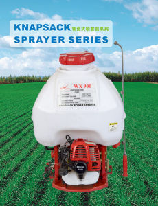 Knapsack Power Sprayer pictures & photos
