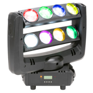 *10W RGBW 4in1 LEDs LED Moving Spider RGBW Moving Head